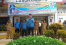 Bupati Labuhanbatu  H. Andi Suhaimi  Dalimunthe, S.T., M.T., Kunjungi SMK SWASTA PEMDA Dalam Rangka UNBK