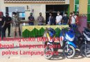 Dua Begal Sadis Di Hadiahi Timah Panas Setelah Beberapa Kali Melakukan Pembegalan Di Beberapa Wilayah Hukum Polres Lampung Utara